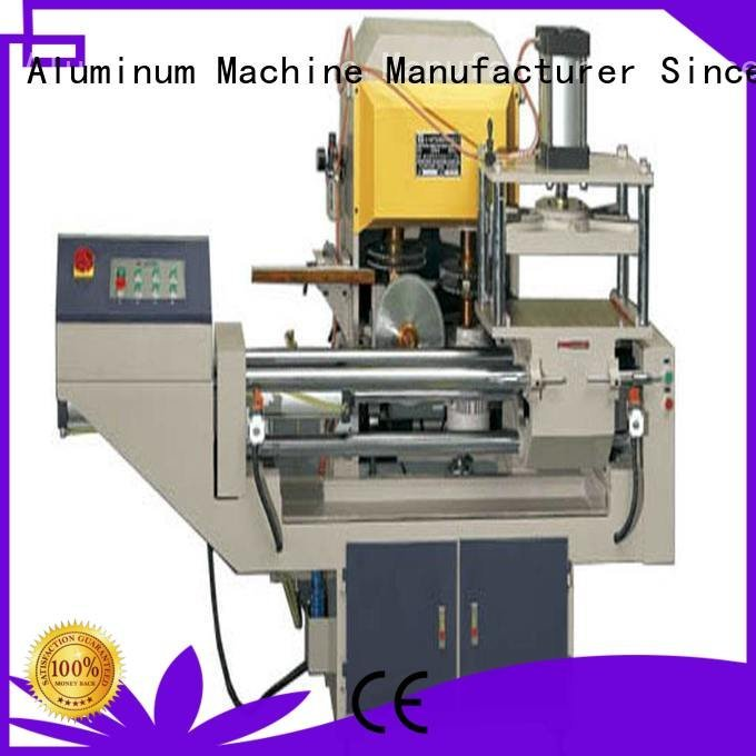 kingtool aluminium machinery Brand machines profile aluminum end milling machine milling aluminum