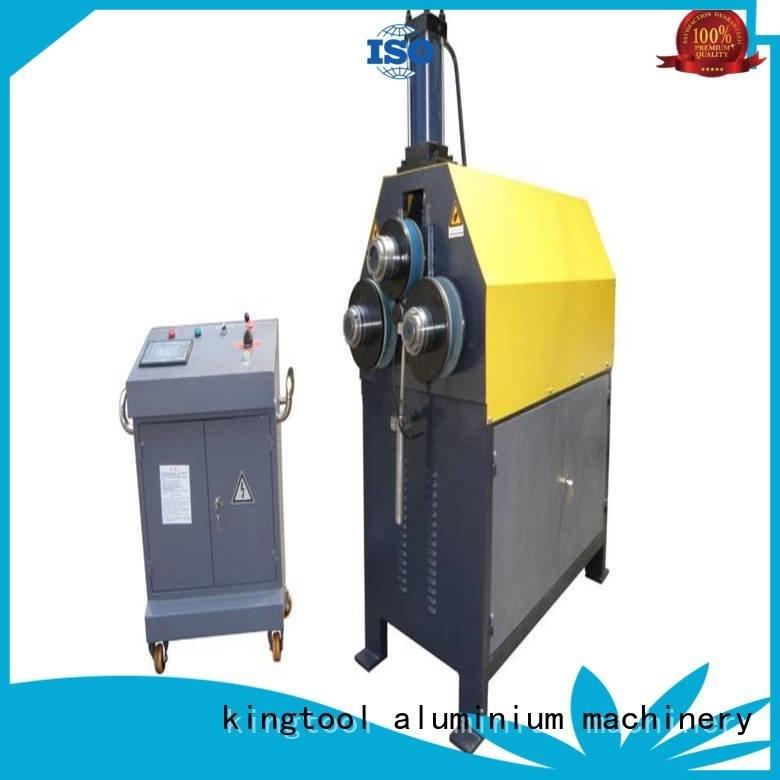 automatic cnc aluminum bending machine aluminum kingtool aluminium machinery