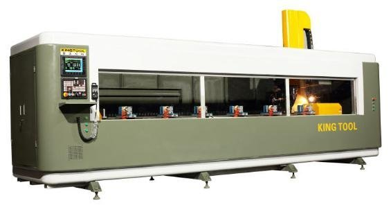 KT-300R 3-Axis CNC Machining Center for aluminum profile
