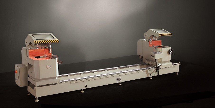 kingtool aluminium machinery aluminium cutting machine price curtain profiles full aluminum
