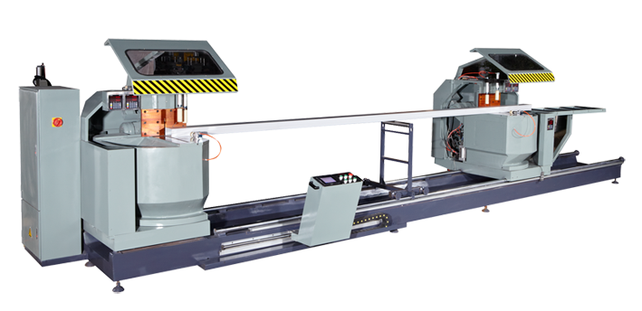 KT-383F/DG CNC Double Mitre Saw in Heavy-duty(5 Axis)