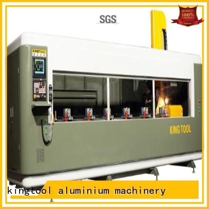 machine 3axis kingtool aluminium machinery aluminium router machine