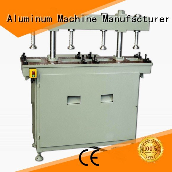 Wholesale pnumatic seated aluminum punching machine kingtool aluminium machinery Brand
