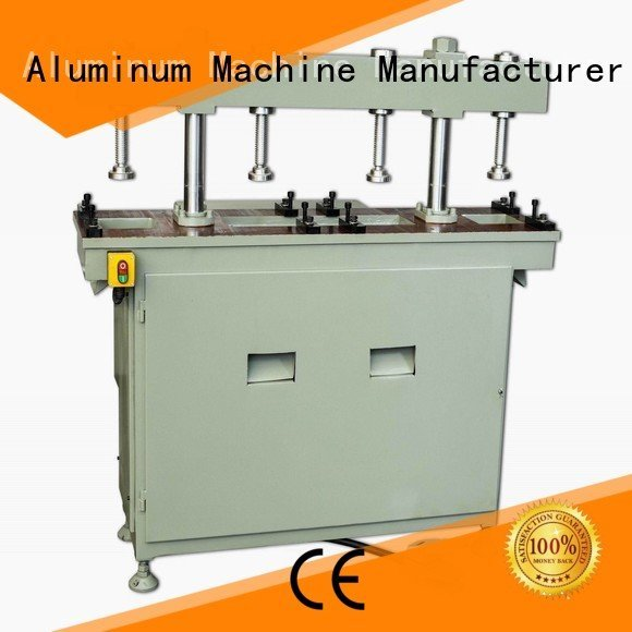 Wholesale pnumatic seated aluminum punching machine kingtool aluminium machinery Brand
