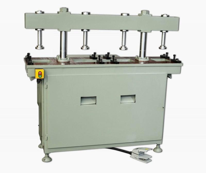 KT-373 Double Column Hydraulic Aluminum Punching Machine