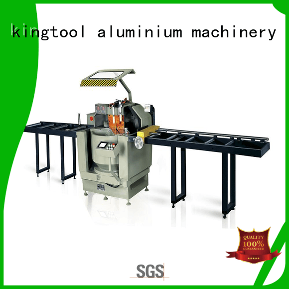 aluminium cutting machine price full wall aluminium cutting machine kingtool aluminium machinery Warranty