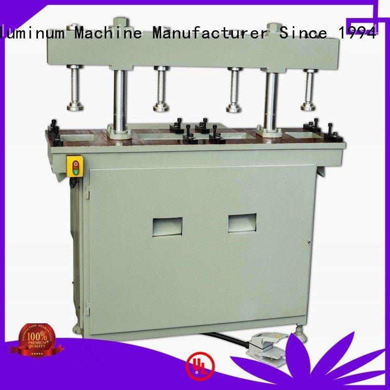 aluminium punching machine oil kingtool aluminium machinery Brand aluminum punching machine