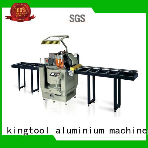 aluminium cutting machine price double aluminium cutting machine kingtool aluminium machinery