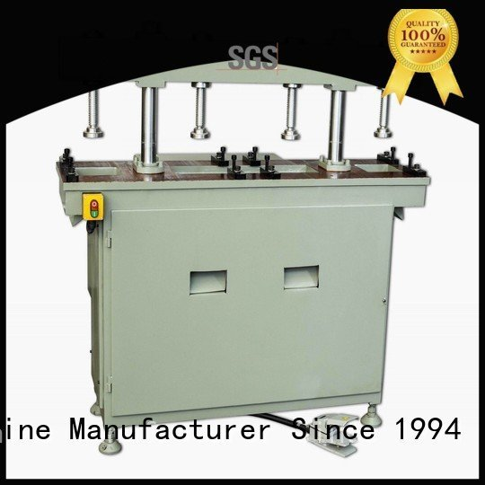 seated pnumatic profile hydraulic kingtool aluminium machinery aluminum punching machine