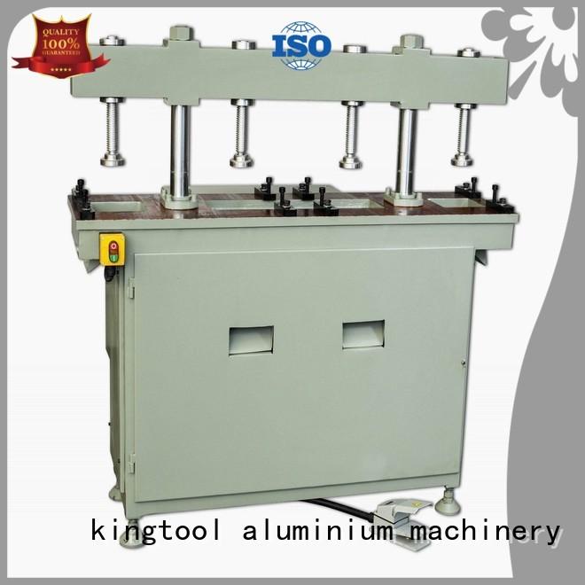 Quality kingtool aluminium machinery Brand machine multicy linder aluminum punching machine