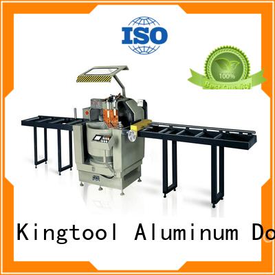 head profile auto feeding al kingtool aluminium machinery aluminium cutting machine